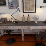 vintage retro endüstriyel masa lambaları