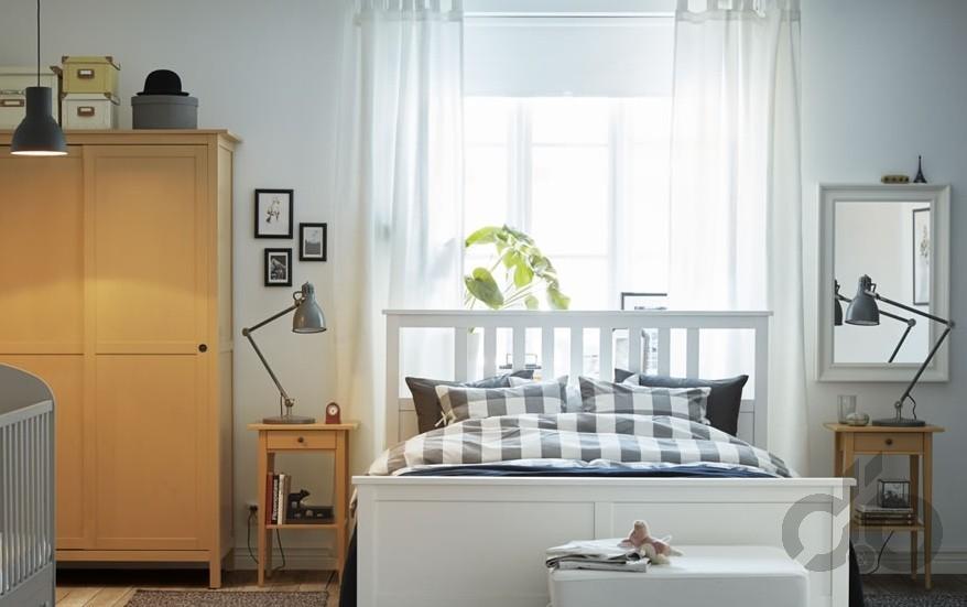 2017 ikea isveç tarzı yatak odası