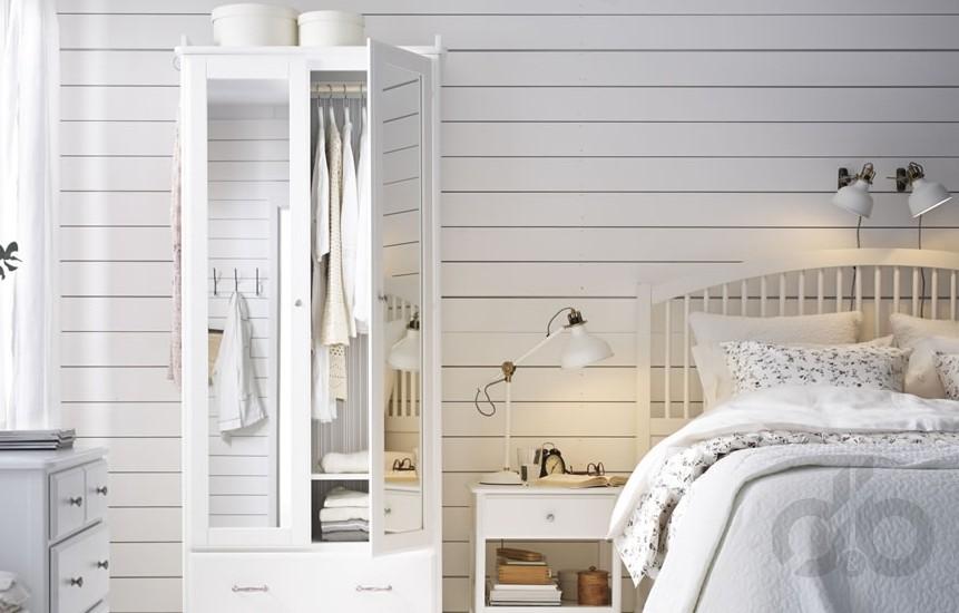 2017 ikea yatak odaları
