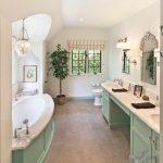 banyoda yeşil kullanmanın yolları