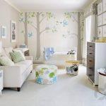 bebek odası için duvar sticker modelleri