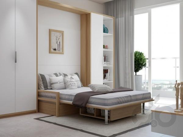 duvara monte yatak fikirleri
