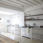estetik iskandinav mutfak