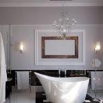 etkileyici banyo dekorasyonu