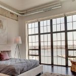 etkileyici endüstriyel yatak odası