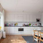 ferah ve modern iskandinav mutfaklar