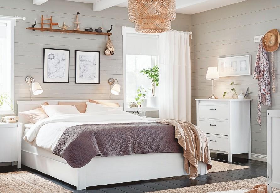 hayalinizdeki yatak odası için 5 ipucu ( görsel : İkea )