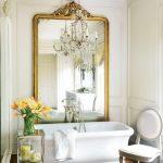 küçük banyolar için zarif dekorasyon fikirleri