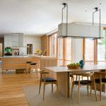 modern tasarım iskandinav mutfaklar