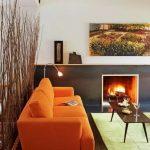 salon için dekoratif ağaç süslemeleri