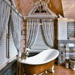 vintage ayaklı banyo küvetleri