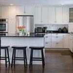 zarif beyaz mutfak dekorasyonu