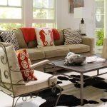 zebra desenli dekoratif yastıklar
