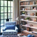 dekoratif kitaplık yerleşimi