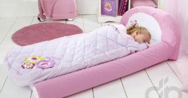 kız çocuk odası şişme yatak