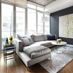 modern L koltuk salon dekorasyonu 2017