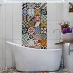patchwork banyo fayans modelleri 2017
