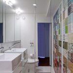 patchwork fayans banyo kaplama