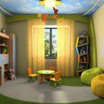 renkli çocuk odası 2017