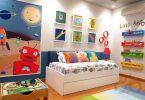 renkli ve eğlenceli çocuk odası 2017