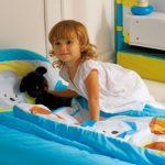 şişme çocuk yatak modelleri 2017