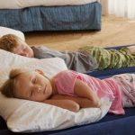 şişme çocuk yatakları