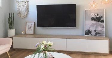 Soft TV Duvar dekorasyon Modeli
