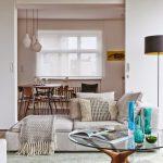 sal ve battaniyeler ile salon dekorasyonu (5)