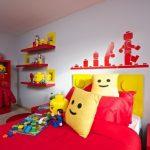 eğlenceli lego dekorları
