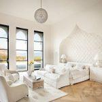 estetik beyaz ev dekorasyon örnekleri 2017