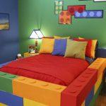 lego çocuk odası dekorasyonu