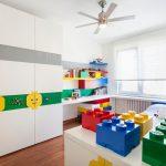 lego dekorlu çocuk odası dekorasyonu