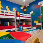 lego dekorlu çocuk odası fikirleri