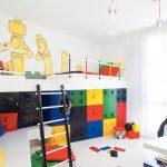 lego ile eğlenceli çocuk odaları