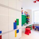 lego temalı eğlenceli çocuk odaları 2017