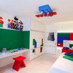 legolar ile çocuk odası dekorasyonu