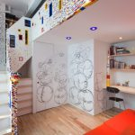 legolar ile rengarenk çocuk odası dekorasyonları