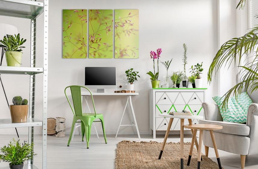 Pantone 2017 Greenery rengi