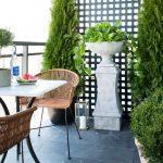 yazlık balkon dekorasyon önerileri
