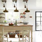 Şık Ada Mutfak Tasarımı