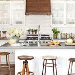 Farklı Farklı Ada Mutfak Sandalyeleri