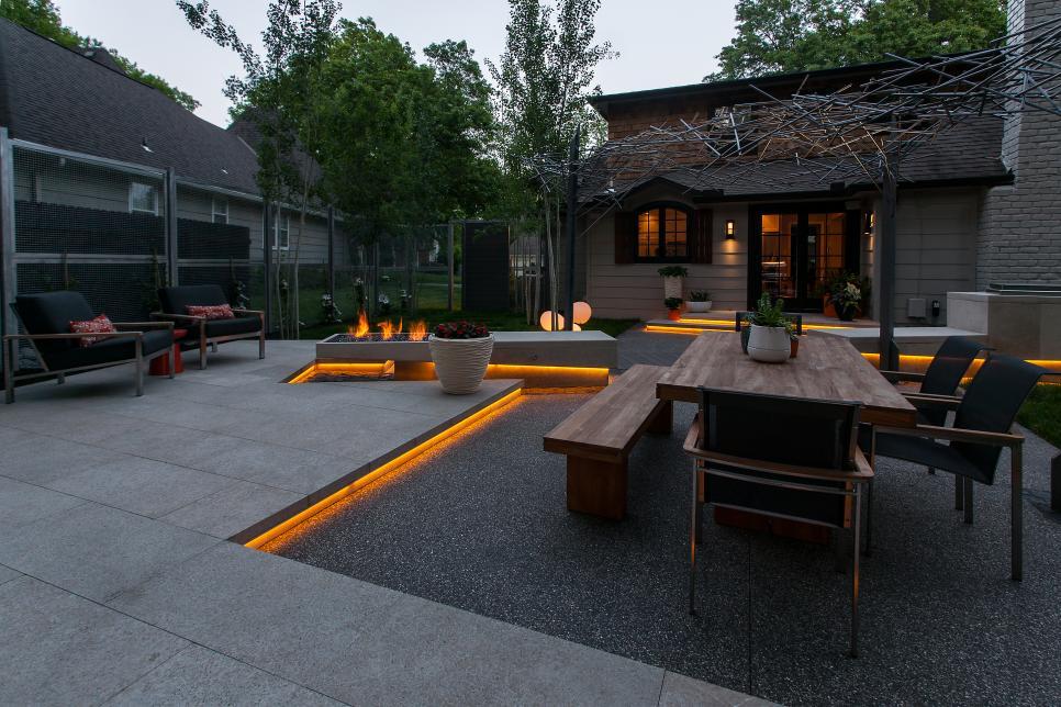 Bambu Bahçe Mobilyası