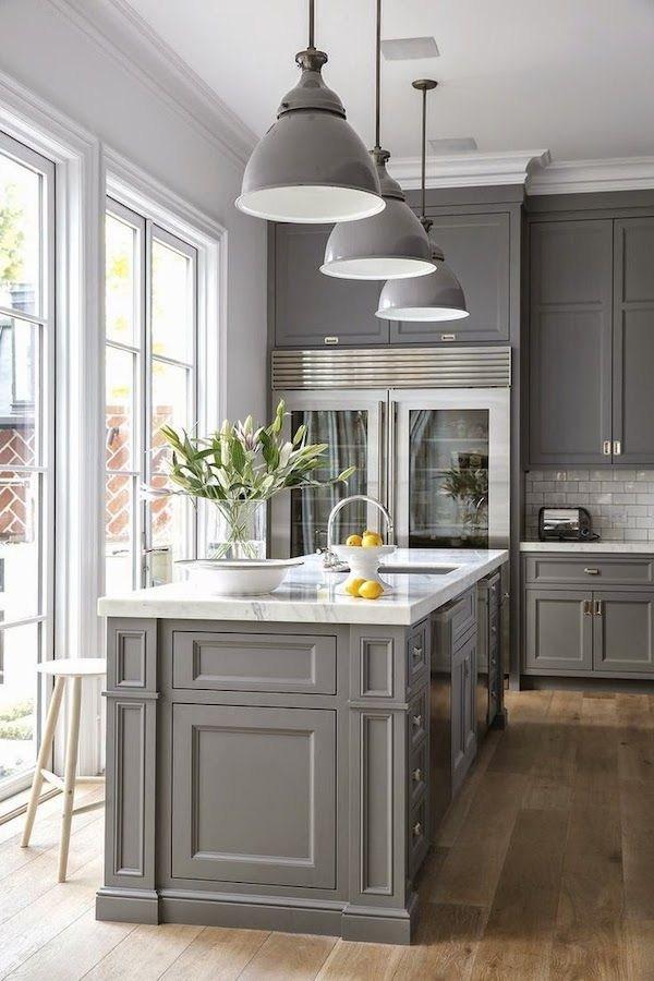 Mutfak Dolabında En Kullanışlı Renklerden Gri