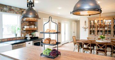 Dekoratif Mutfak Aydınlatması