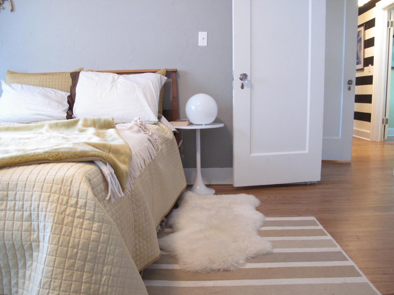 Yatak Odası İçin Halı Seçimi Nasıl Olmalıdır
