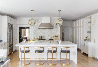 Açık Mutfak Dekorasyonu