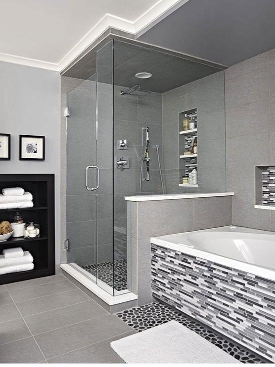 2018 banyo tasar mlar kl le b y l yor dekorblog - Badfliesen streichen ...