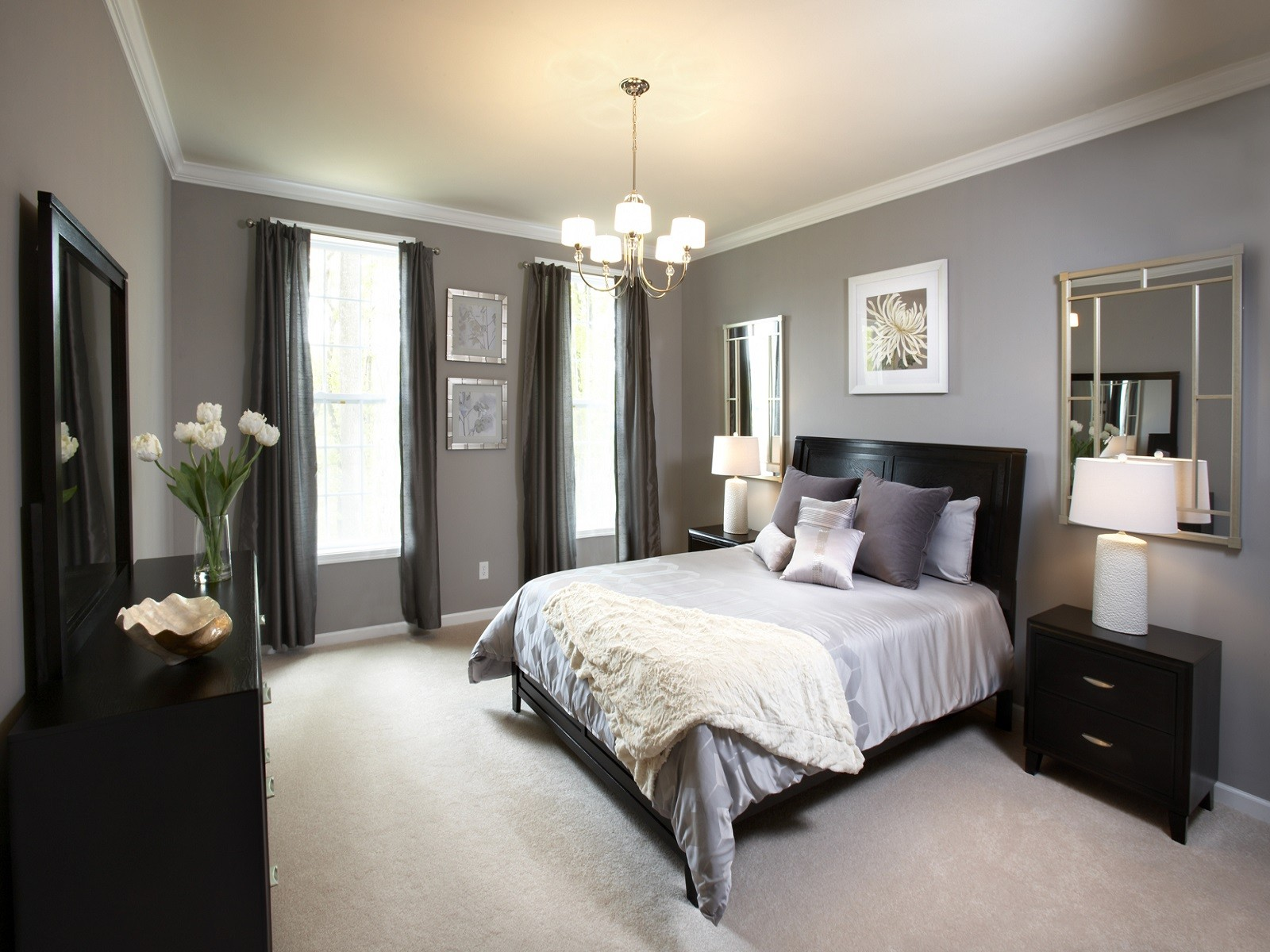 Yatak Odası Dekorasyonu
