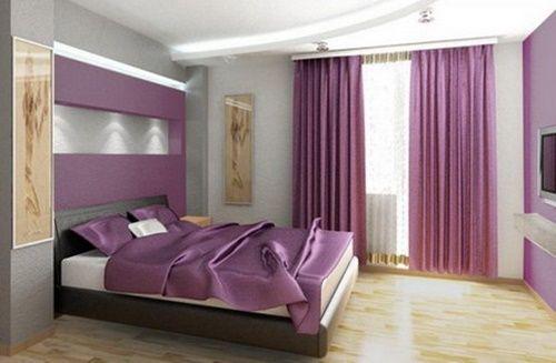 Yatak Odası Perde Modelleri 2018 Dekorblog