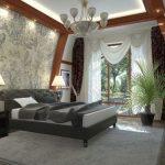 yatak odası perde modelleri,,